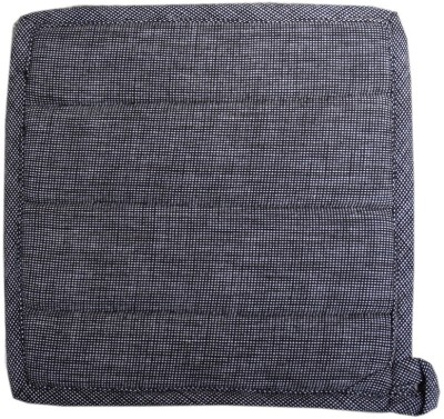 Five Seasons House Black Cotton Kitchen Linen Set(Pack of 1)