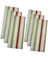 Tidy Multicolor Cotton Kitchen Linen Set(Pack of 6)