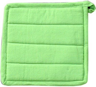 Five Seasons House Green Cotton Kitchen Linen Set