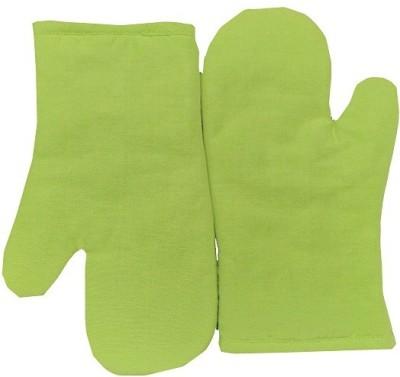 Tidy Light Green Cotton Kitchen Linen Set