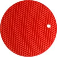 KARP Red Silicon Kitchen Linen Set(Pack of 1)