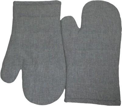 Tidy Grey Cotton Kitchen Linen Set