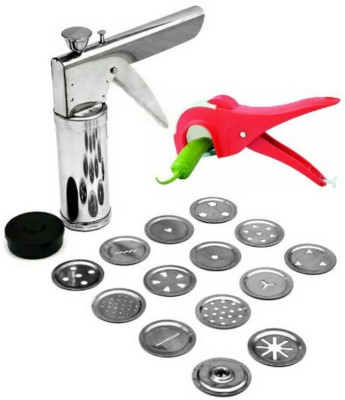 jk Set of 14 Pattern Discs Kitchen Press