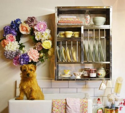 RBJ Small Stainless Steel Kitchen Rack