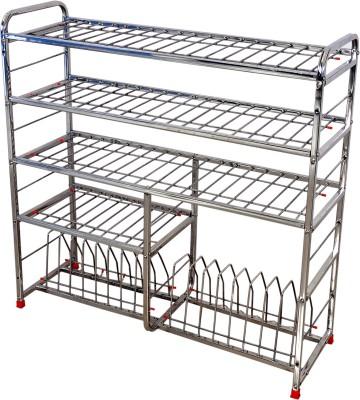 CORPORATE OVERSEAS Steel Kitchen Rack