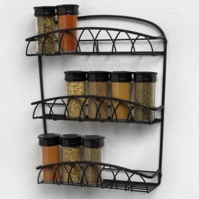 The New Look Iron Kitchen Rack