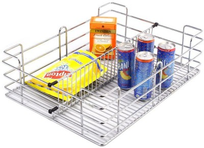 Leaves Stainless Steel Kitchen Rack