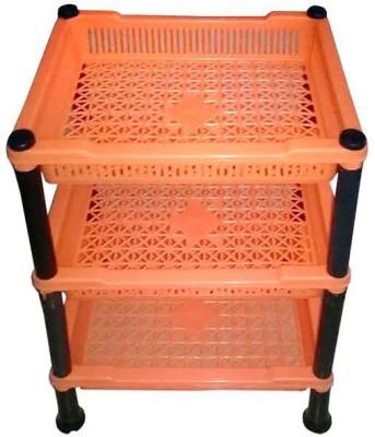 NLZ Plastics Tray105 Plastic Kitchen Rack