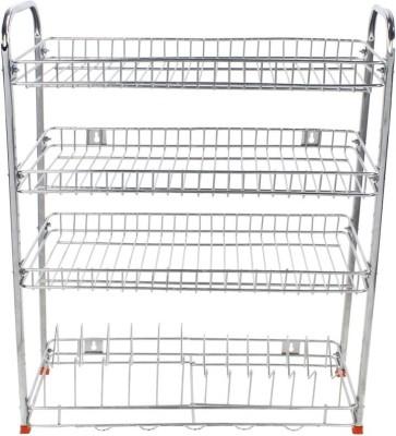 LALIT ENTERPRISES Mudular Stainless Steel Kitchen Rack