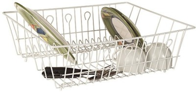 Howards Dish Drainer Large Plastic Kitchen Rack