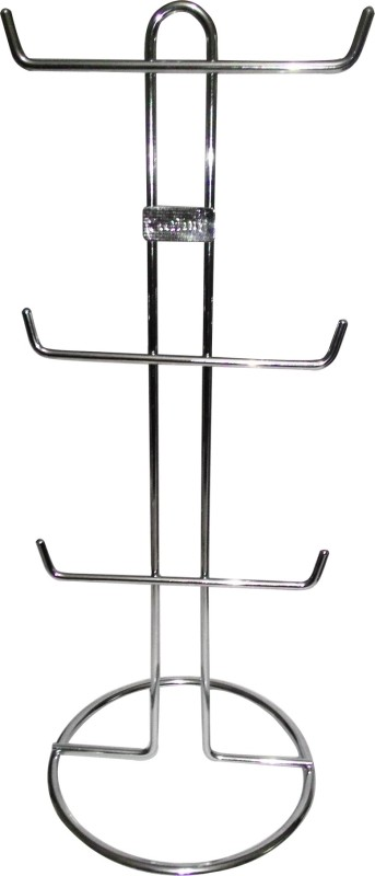 Sterling Cup Tree Stainless Steel Kitchen Rack(Steel)