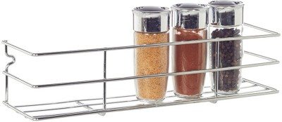 Howards Wall Mounted Spice in Chrome Stainless Steel Kitchen Rack