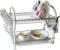 Kawachi Stainless Steel Kitchen Rack(White)