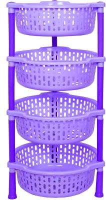 Navkar-Cp Plastic Kitchen Rack
