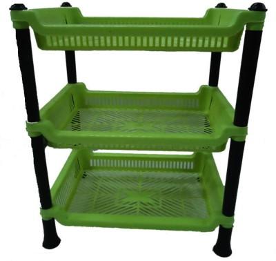 NLZ Plastics Tray101 Plastic Kitchen Rack