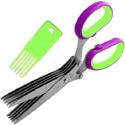 Magnusdeal Steel Herbs Scissor
