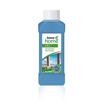"Amway L.O.C.â""¢ Glass Cleaner(500 ml) Kitchen Cleaner(500)"