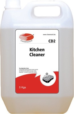 CHARNOCK Charnock kitchen cleaner Kitchen Cleaner(5, Pack of 1)