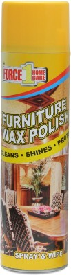 Force1Homecare Furniture Wax Polish Kitchen Cleaner(500, Pack of 1)
