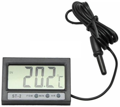 NPPlastics Indoor Outdoor room Instant Read Thermocouple Kitchen Thermometer