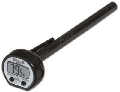 Taylor Thermometers 9840 Touch Free Kitchen Thermometer