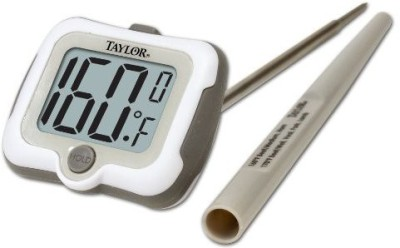 Taylor Thermometers 9836 Touch Free Kitchen Thermometer