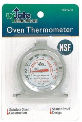 Update International THOV-30 Touch Free Kitchen Thermometer