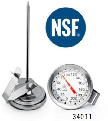 New Star Foodservice 34011 NSF Touch Free Kitchen Thermometer