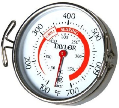 Taylor Thermometers 6021 Touch Free Kitchen Thermometer