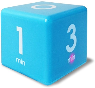 Smiledrive Magic Countdown Time Cube 1 2 3 5 Minutes Digital Kitchen Timer