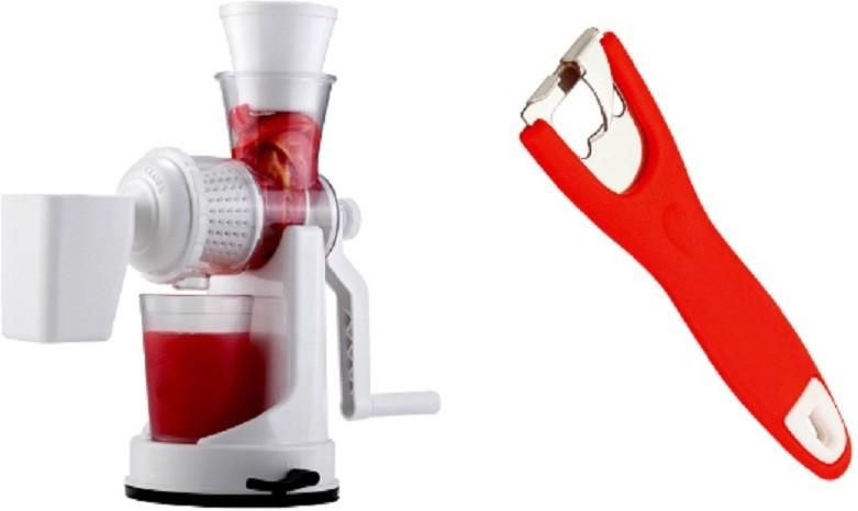 Nestwell Fruit Juicer & Opener N Tin Cutter Multicolor Kitchen Tool Set(Fruit Juicer & Tin cutter) Image