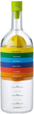 cubee Bin 8 in 1 Multicolor Kitchen Tool Set