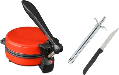 DUGRI 8447 Red, Silver Kitchen Tool Set