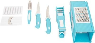 Amiraj Tool Set10-Blue Blue Kitchen Tool Set