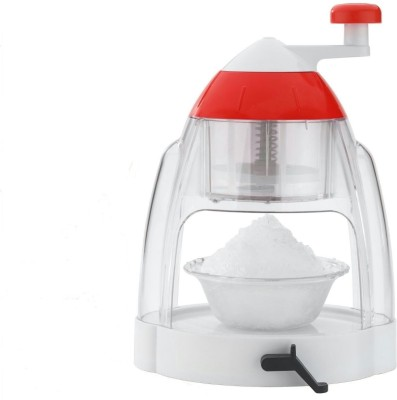 Ganesh Ice Snow Maker White Kitchen Tool Set