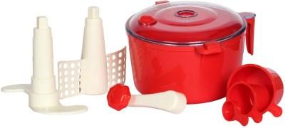 Rudraksh Appliances Atta maker 2 in 1 Plastic Detachable Dough Maker