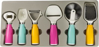 Anni IIKG0002 Multicolor Kitchen Tool Set