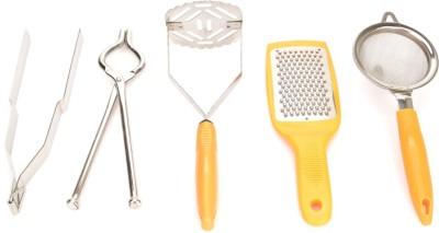 Amiraj Tool Set5_Orange Orange Kitchen Tool Set
