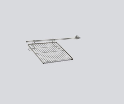 Kraft Hardware & Decor Stainless Steel Kitchen Trolley