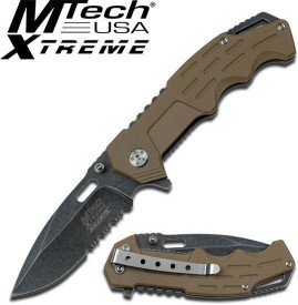 MTech Xtreme Mx-A811bns Spring Assisted Knife