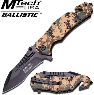 MTech Mt-A845dm Spring Assisted Knife