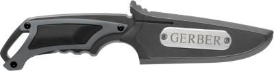 Gerber Basic - Drop Point, Sheath, Serrated Fixed Blade Fixed Blade Knife