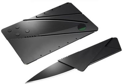 Foolzy Credit Card Folding Safety Camping Pocket Knife
