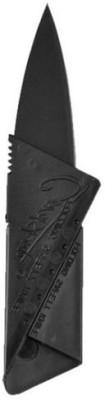 Excitinglives Credit Card Pocket Knife(Black)