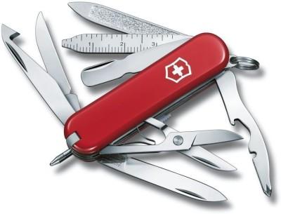 Victorinox Mini Champ 58 mm Alox RED Multi Tool