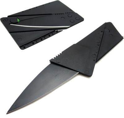 Welcome India Bazaar multiple use credit card Knife