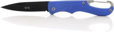Grand Harvest Camping Foldable Pocket Knife(Black)