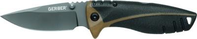 Gerber Myth Folder, Drop Point, Sheath Folding Sheath Knife