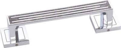 Fast FAST DH77 CP GINGER BLACK 10 INCH PULL DOOR HANDLE Zinc Door Pull