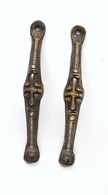 Karmakara Brass Door Knob